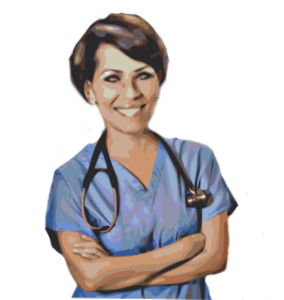 Picture of a woman doctor